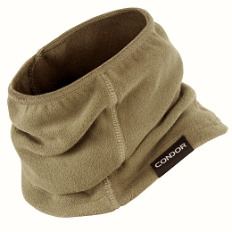THERMO NECK GAITER - COYOTE BROWN