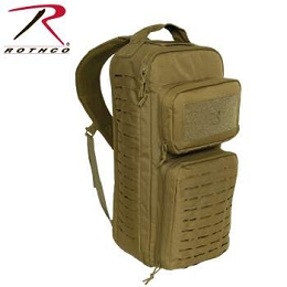 TACTICAL SINGLE SLING PACK - COYOTE BROWN