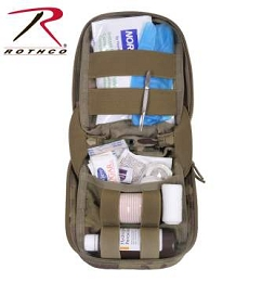 MOLLE TACTICAL FIRST AID KIT - MULTICAM