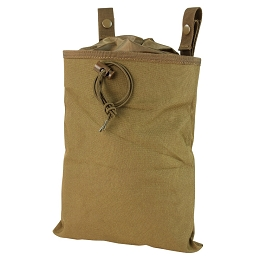 3 FOLD MAG RECOVERY POUCH - COYOTE BROWN