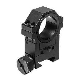30MM OR 1 INCH ADJUSTABLE HEIGHT OPTIC RING - WEAVER (RAH24)