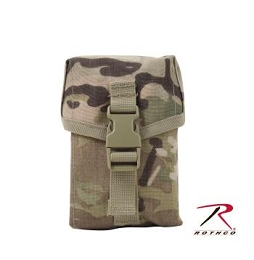 MOLLE II 100 ROUND SAW POUCH - MULTICAM