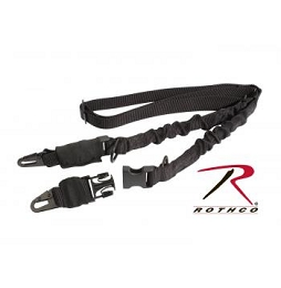 2-POINT TO SINGLE POINT TACTICAL SLING - BLACK
