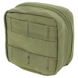 4 x 4 UTILITY POUCH - OLIVE DRAB