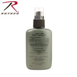G.I. ARMY TYPE INSECT REPELLENT - 60ML
