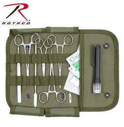 SURGICAL KIT - OLIVE DRAB