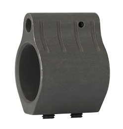 LOW PROFILE GAS BLOCK - .750