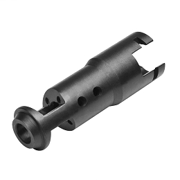 AK MUZZLE BRAKE - PIN-ON