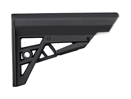 TACTLITE AR MILSPEC STOCK - BLACK