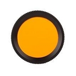 FILTER, ORANGE - FITS ACEBEAM L16; EC50 GEN I, II, III; EC60