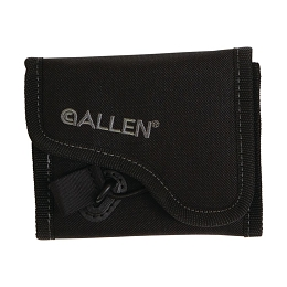 RIFLE AMMO POUCH - BLACK