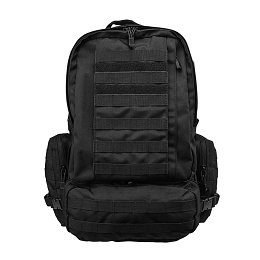 3013 3 DAY BACKPACK - BLACK