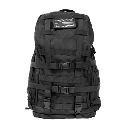 TACTICAL 3 DAY BACKPACK - BLACK