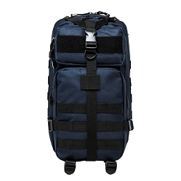 TACTICAL BACKPACK - BLUE/BLACK