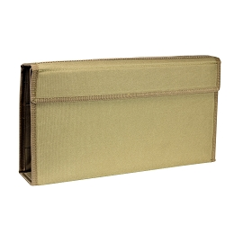 MAGAZINE WALLET FOR PISTOL AND RIFLE MAGS - TAN