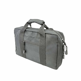 DISCRETE DOUBLE PISTOL CASE - URBAN GRAY
