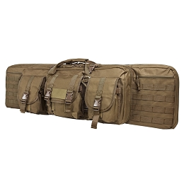DOUBLE CARBINE / RIFLE CASE 42