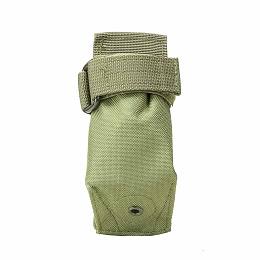 FLASHLIGHT POUCH - GREEN