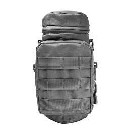 WATER BOTTLE CARRIER - URBAN GRAY
