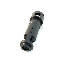 SKS MUZZLE BRAKE - BOLT-ON WITH LOCK SCREWS