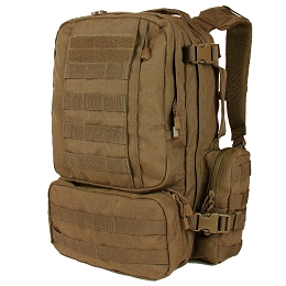 CONVOY PACK - COYOTE BROWN