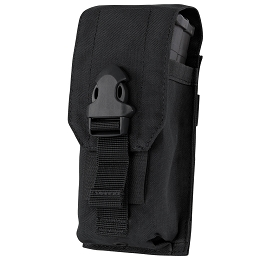 UNIVERSAL RIFLE MAG POUCH - BLACK