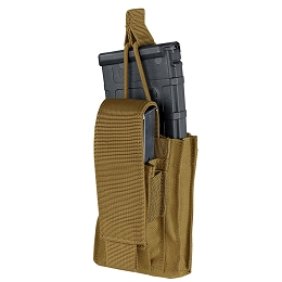 SINGLE KANGAROO MAG POUCH - GEN II - COYOTE BROWN