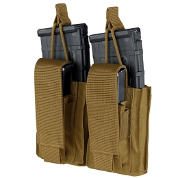 DOUBLE KANGAROO MAG POUCH - GEN II - COYOTE BROWN
