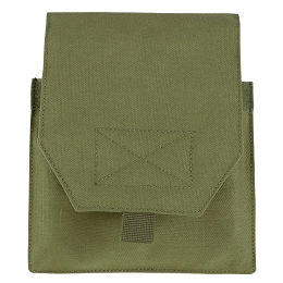 VAS SIDE PLATE INSERTS - 2 PIECES - OLIVE DRAB