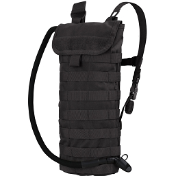 HYDRATION CARRIER W/ 3.0 LITRE WATER BLADDER - BLACK