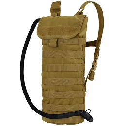 HYDRATION CARRIER W/ 3.0 LITRE WATER BLADDER - COYOTE BROWN