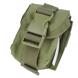 SINGLE FRAG GRENADE POUCH - OLIVE DRAB
