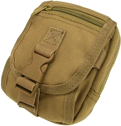 GADGET POUCH - COYOTE BROWN
