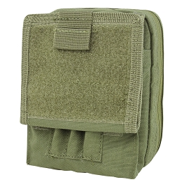 MAP POUCH - OLIVE DRAB