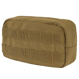UTILITY POUCH - COYOTE BROWN