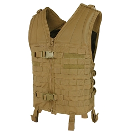 MODULAR VEST - COYOTE BROWN