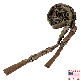 CBT 2 POINT TO SINGLE POINT BUNGEE SLING - MULTICAM