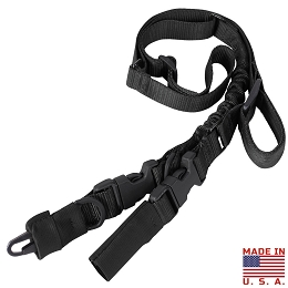 STRYKE SINGLE BUNGEE CONVERSION SLING - BLACK