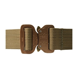 CO SHOOTERS BELT - COYOTE TAN