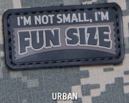 FUN SIZE PVC MORALE PATCH - URBAN