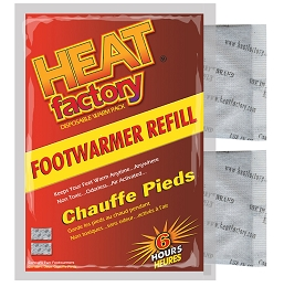 FOOT WARMER - 6 HOUR - 4 PACK