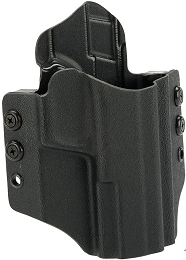 OWB KYDEX HOLSTER - S&W M&P FULL SIZE - RH - BLACK
