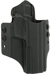 OWB KYDEX HOLSTER - S&W M&P EXTENDED - RH - BLACK