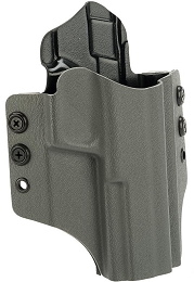 OWB KYDEX HOLSTER - S&W M&P EXTENDED - RH - WOLF GREY