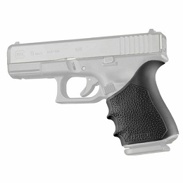 HANDALL BEAVERTAIL GRIP SLEEVE - GLOCK 19 GEN 1, 2 & 5 - BLACK