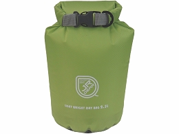 LIGHT WEIGHT DRY BAG 2.5L - GREEN