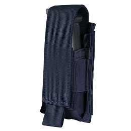 SINGLE PISTOL MAG POUCH - NAVY