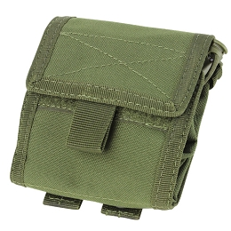 ROLL-UP UTILITY / DUMP POUCH - OLIVE DRAB