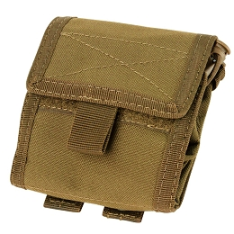ROLL-UP UTILITY / DUMP POUCH - COYOTE BROWN