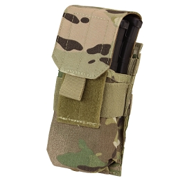 AR / M4 SINGLE STACKER MAG POUCH - MULTICAM